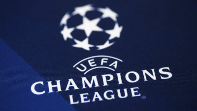 Logoen til Champions League
